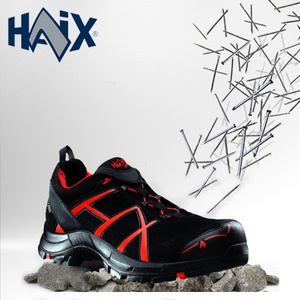 [HAIX] SAFETY 40 LOW(black/red)