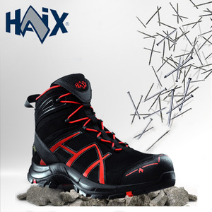 [HAIX] SAFETY 40 MID(black/red)