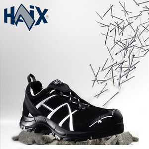 [HAIX] SAFETY 41 LOW(black/silver)