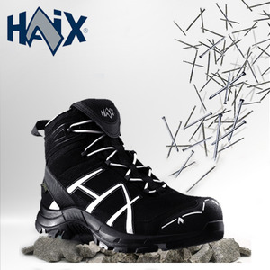 [HAIX] SAFETY 40 MID(black/silver)