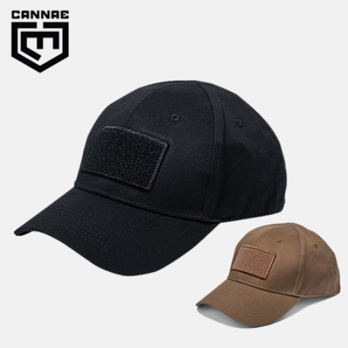 [CANNAE] PATCH FIELD  BALL CAP