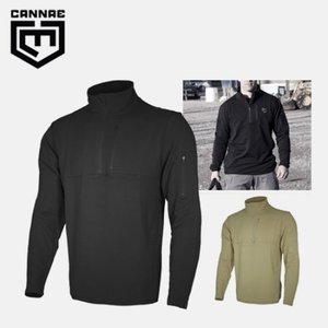 [CANNAE] RIG FLEECE TACTICAL PULLOVER